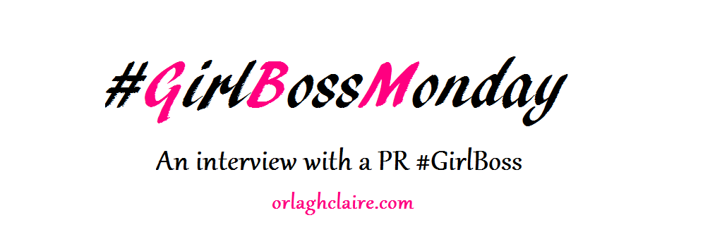 Girl Boss Monday