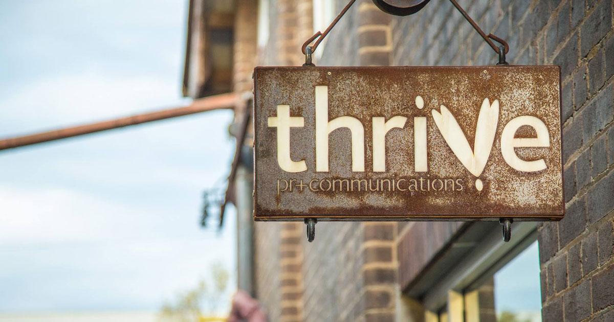 thrive pr